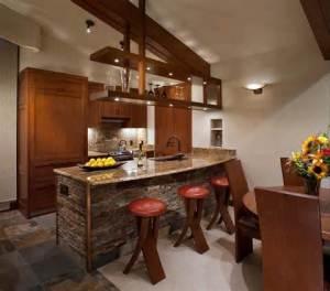 Kuchnia a drewno
